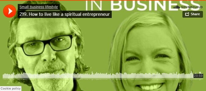 Flying Solo Podcast: How to live like a spiritual entrepreneur with Pauline Nguyen